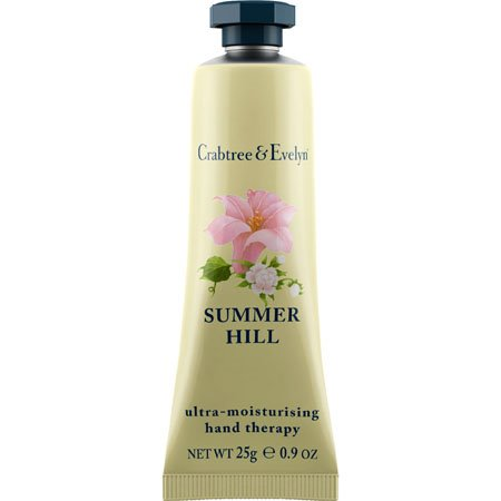 Crabtree & Evelyn Summer Hill Hand Therapy Travel Size  (0.9 oz., 25g)