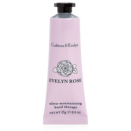 Evelyn Rose Hand Therapy Travel Size by Crabtree & Evelyn (0.9 fl oz., 25g)