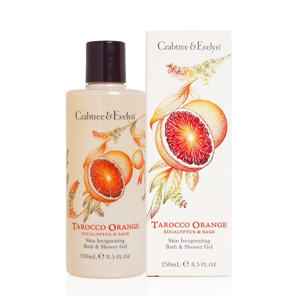 Crabtree & Evelyn Tarocco Orange Bath & Shower Gel