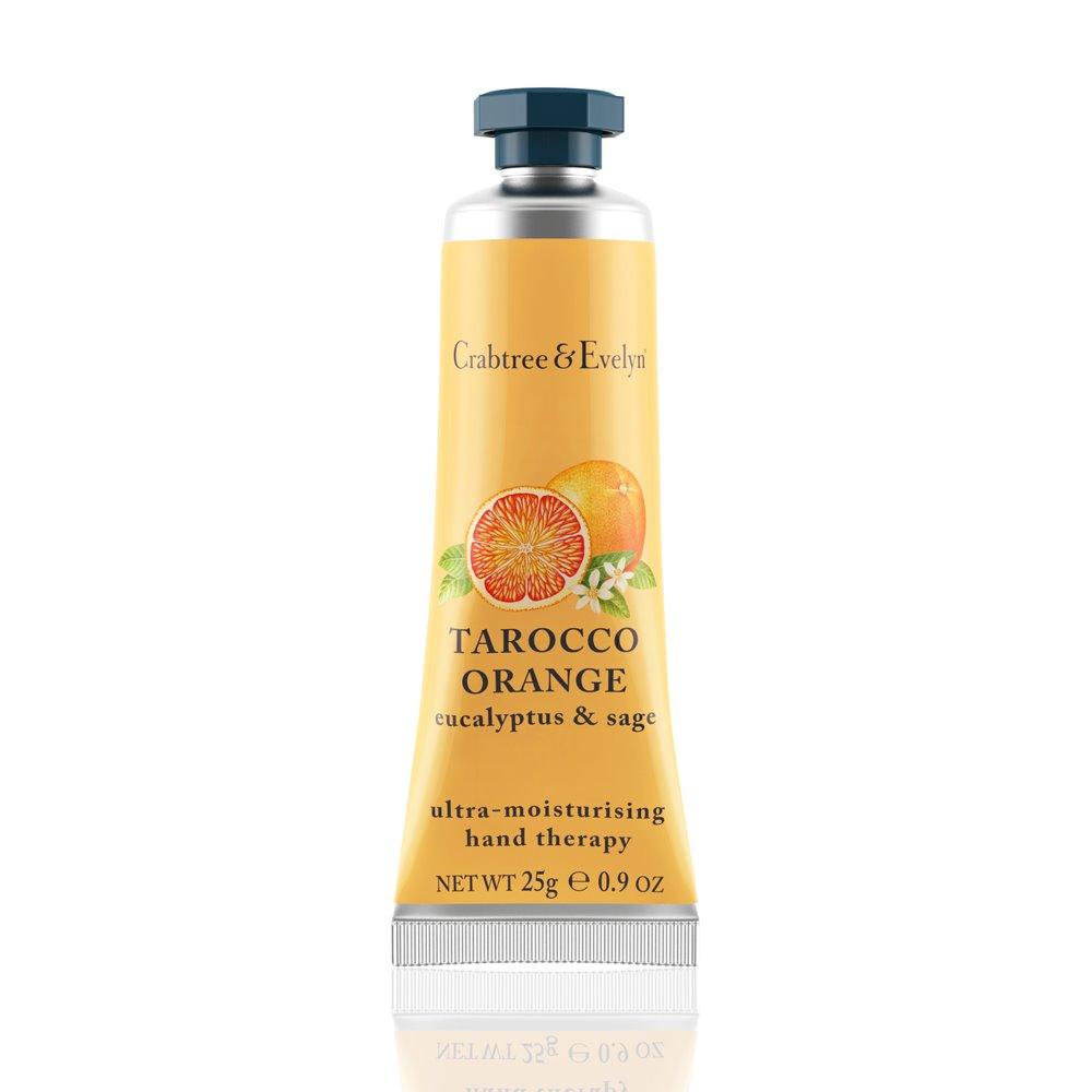 Crabtree & Evelyn Tarocco Orange Hand Therapy Travel Size  (0.9 oz., 25g)