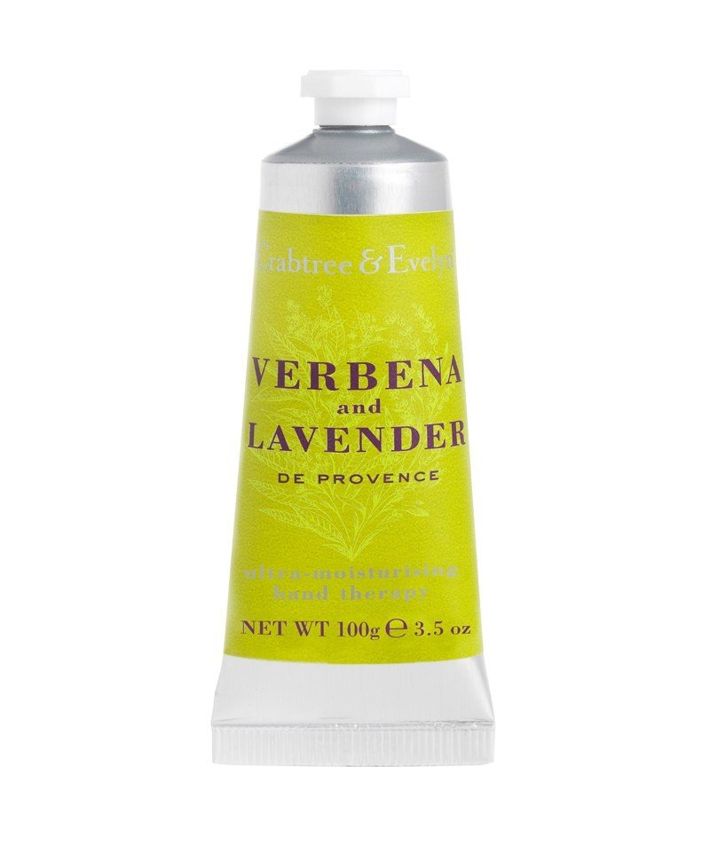 Crabtree & Evelyn Verbena and Lavender Hand Therapy (3.5 oz., 100g)