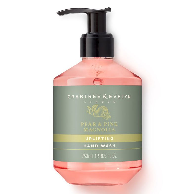 Crabtree & Evelyn Pear & Pink Magnolia Hand Wash