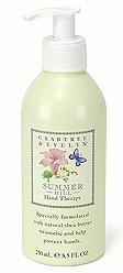 Crabtree & Evelyn Summer Hill Hand Therapy Pump (250ml)