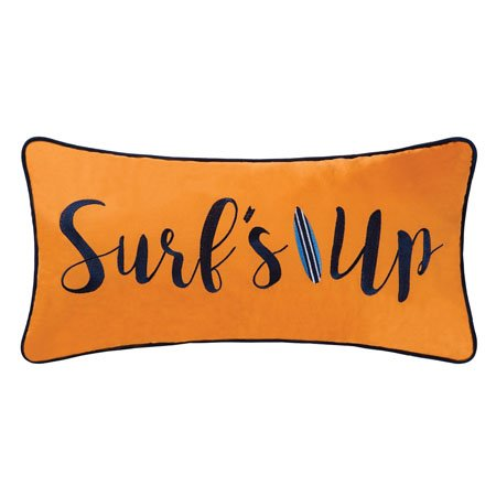 Surfer's Cove Surf's Up Pillow