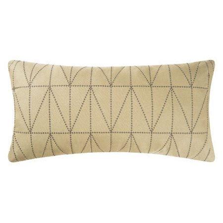 Middleton Triangles Pillow