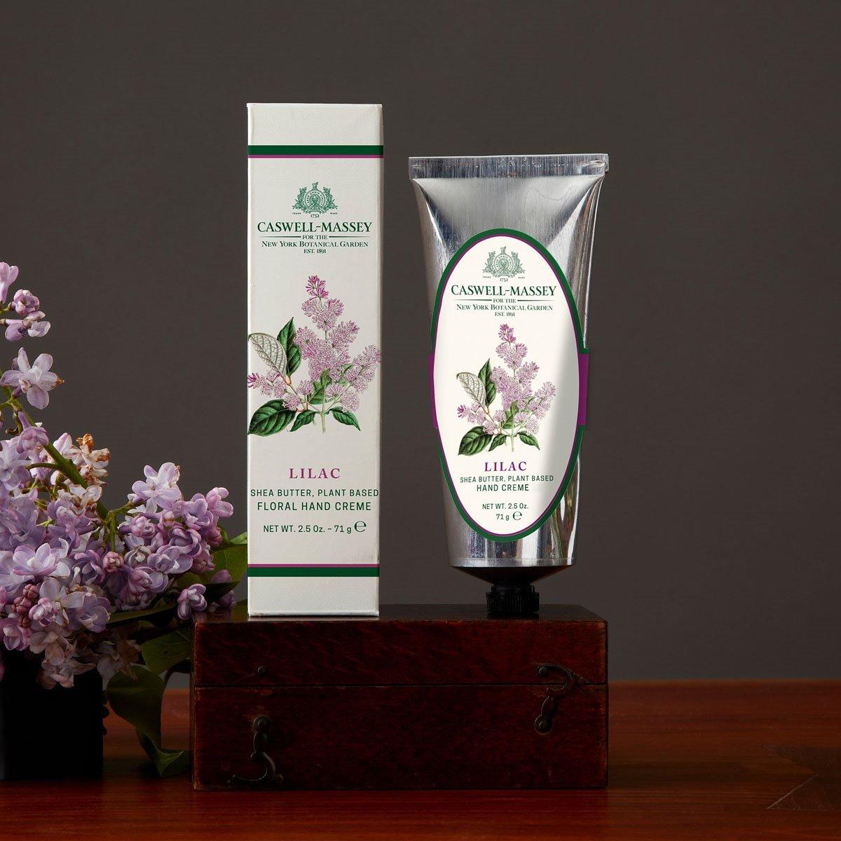 Caswell-Massey NYBG Lilac Hand Cream