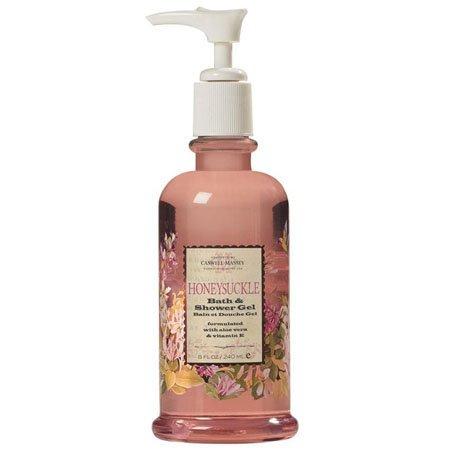 Caswell-Massey Honeysuckle Bath and Shower Gel