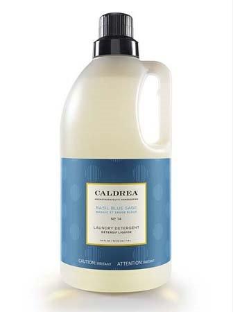 Caldrea Basil Blue Sage Laundry Detergent