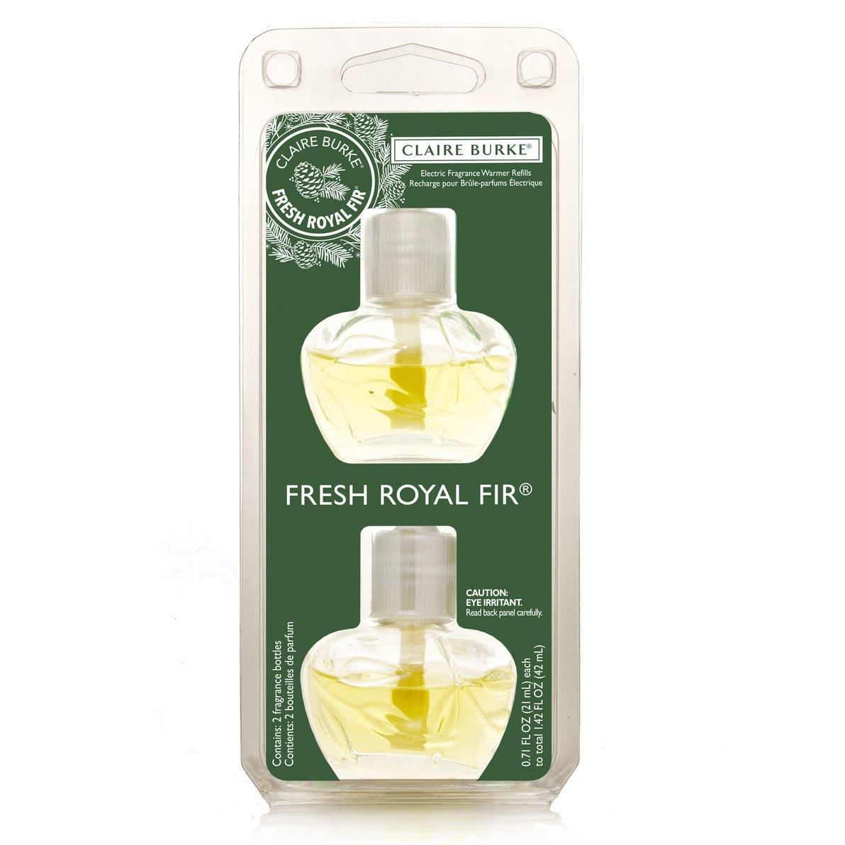 Claire Burke Fresh Royal Fir Fragrance Warmer Refill