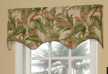 La Selva Natural Empress Filler Valance