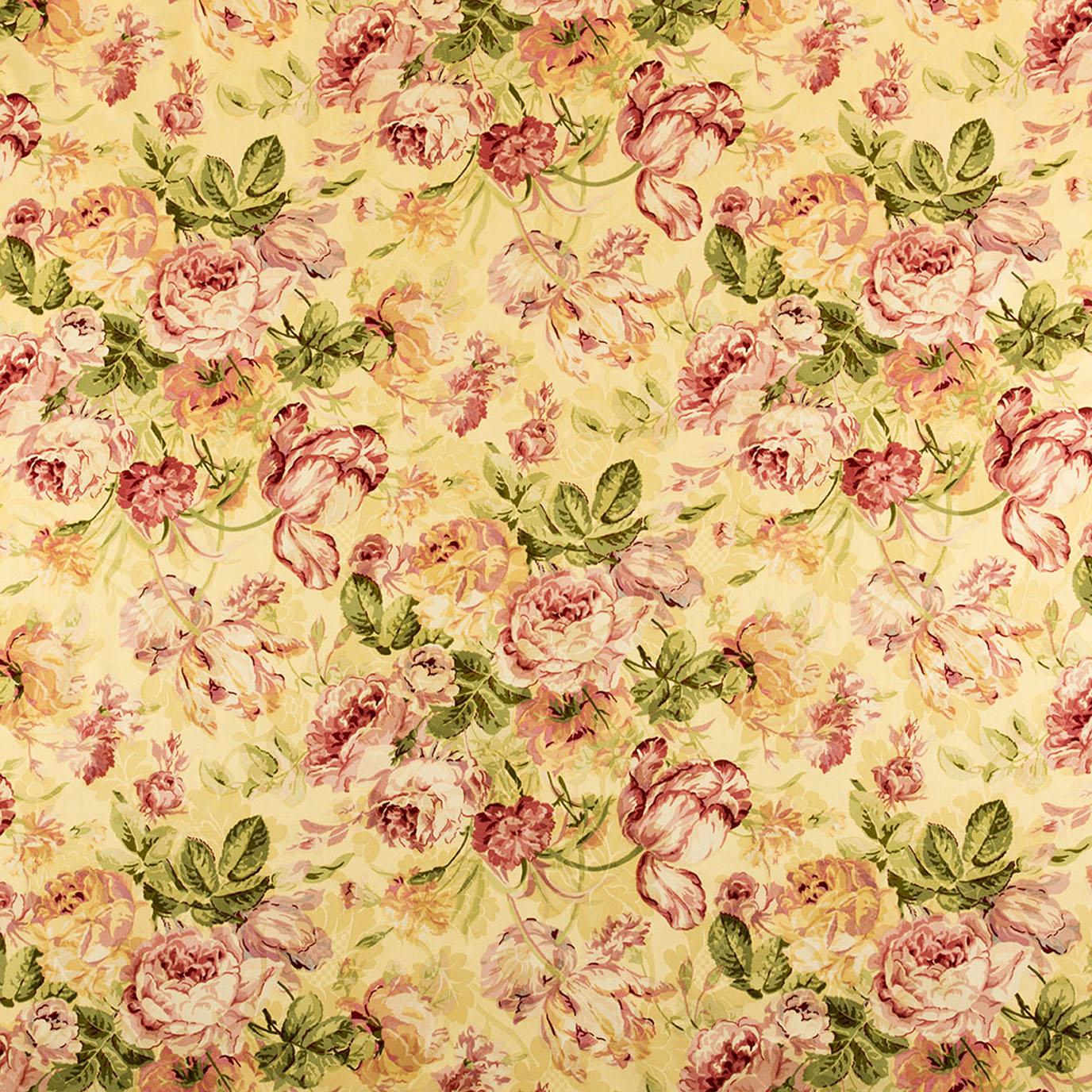 Hepworth Main Print Fabric