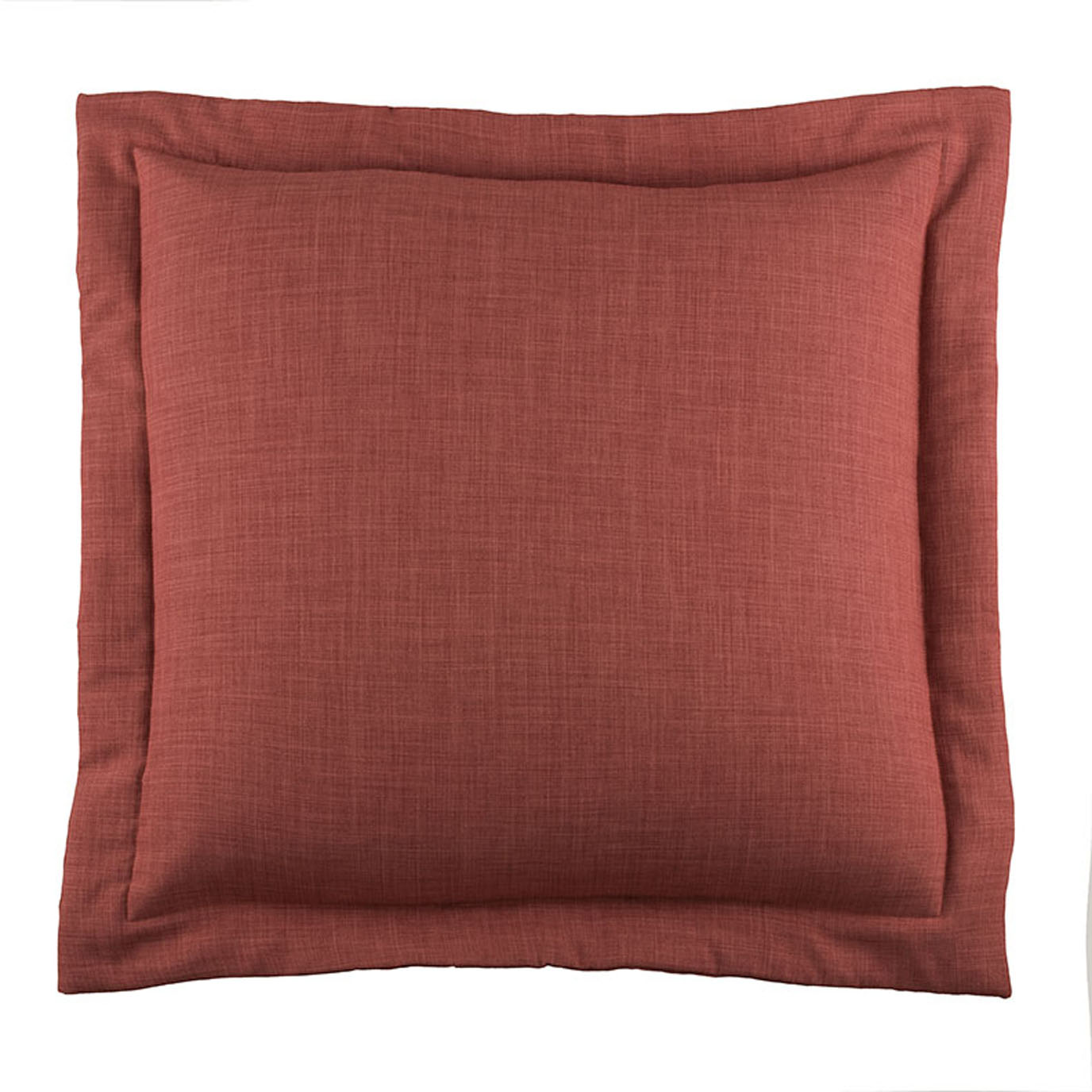 Hepworth Red European Sham