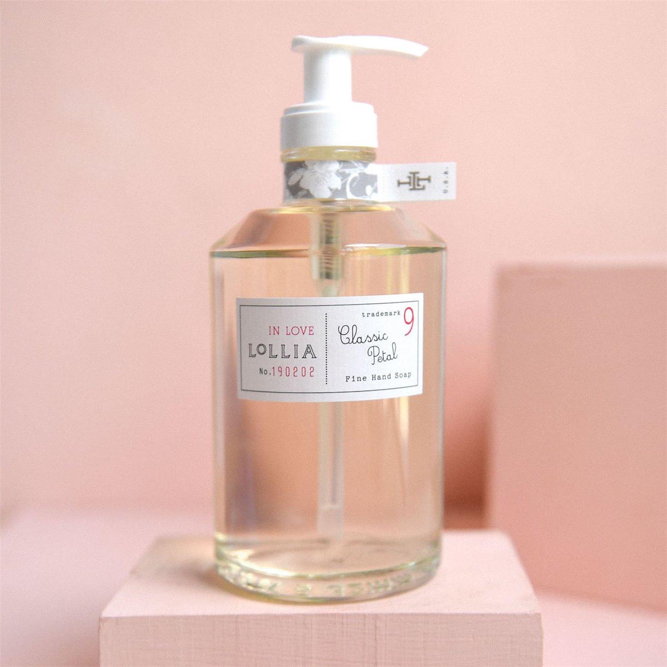 Lollia In Love No. 09 Liquid Hand Soap