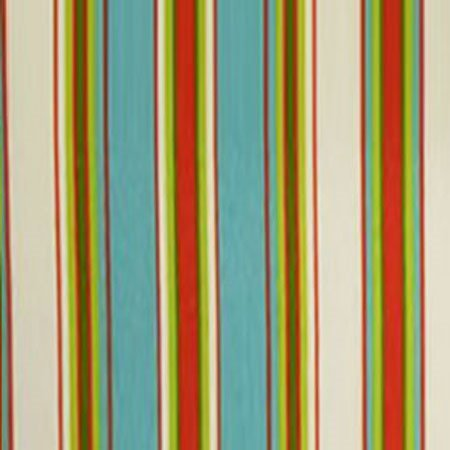 Island Breeze Stripe Drapes with Tiebacks