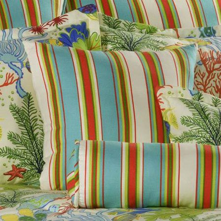 Island Breeze Square Accent Pillow
