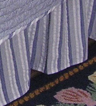 Nantucket Stripes Twin Bedskirt