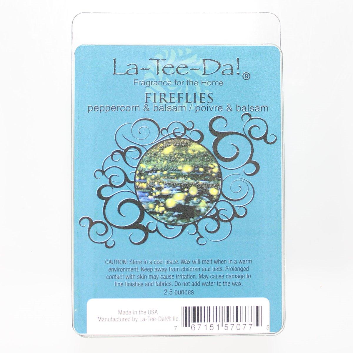 La-Tee-Da Wax Melts Fireflies