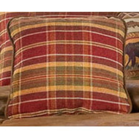 Montana Morning Square Accent Pillow
