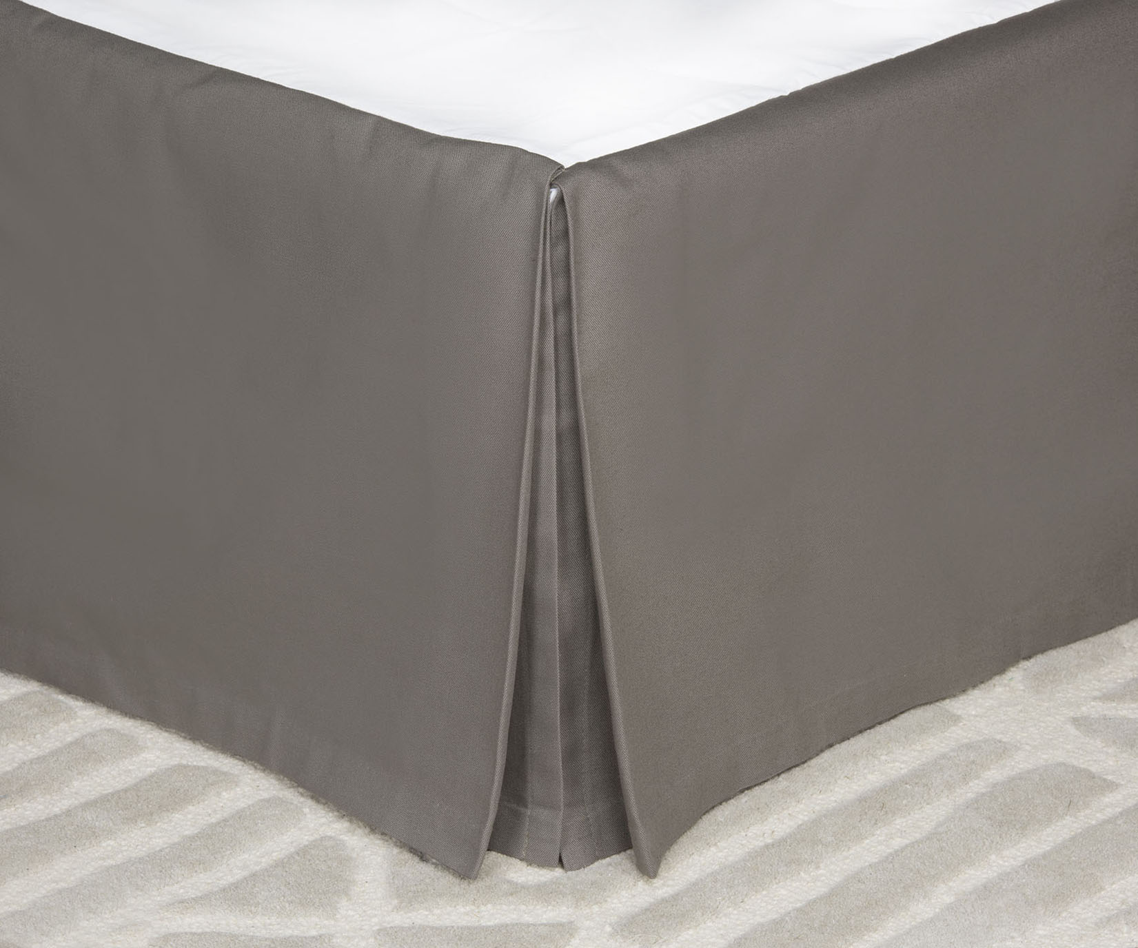 "Park Avenue California King Bed Skirt(18"" Drop)"