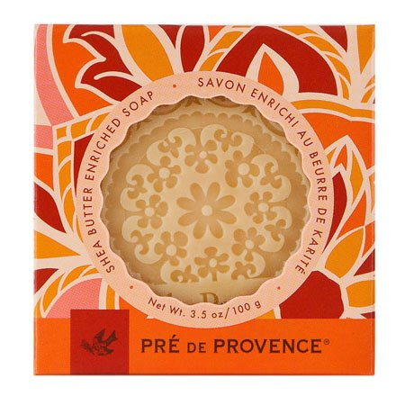 Pre de Provence Harvest Spice Shea Butter Enriched Soap