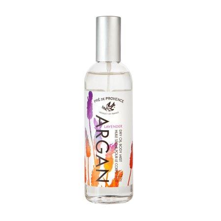 Pre de Provence Lavender Argan Dry Oil Body Mist