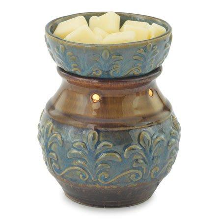 Fleur de Lis Wax Warmer by Candle Warmers
