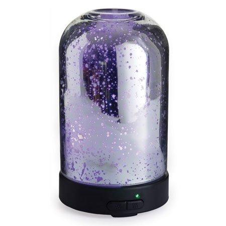 Essential Oil Diffuser Mercury Glass by Airomé