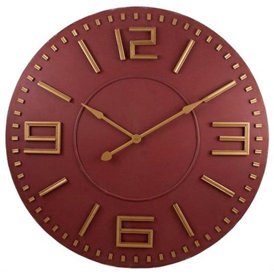 Mira Wood Clock 42 inch