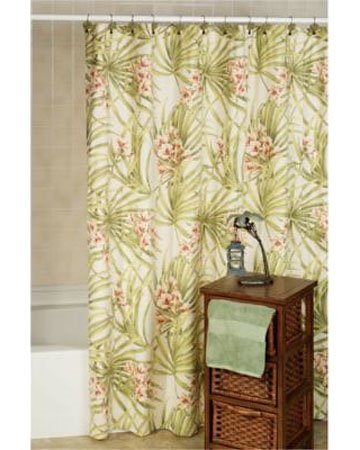 Sea Island Shower Curtain