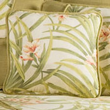 Sea Island Square Accent Pillow