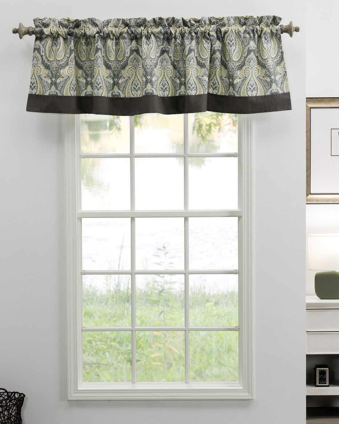 Park Avenue Tailored Valance