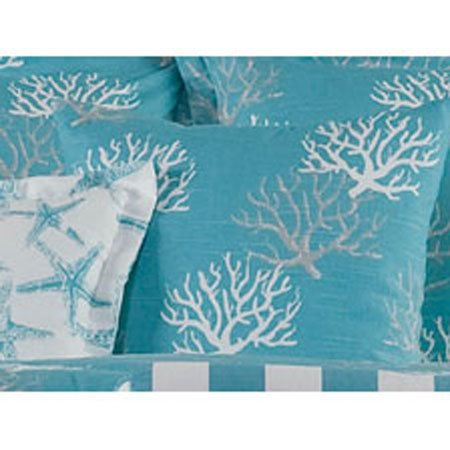 Captiva Square Accent Pillow