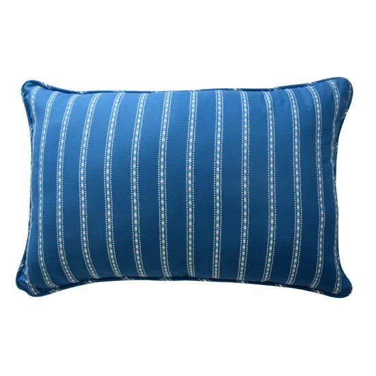 Waverly Kids In the Clouds Striped Decorative Pillow