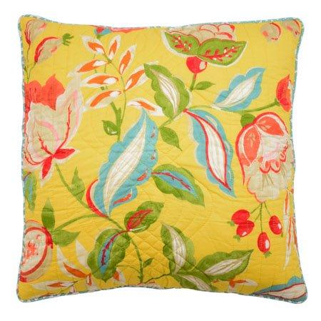 Waverly Modern Poetic Reversible Decorative Pillow.
