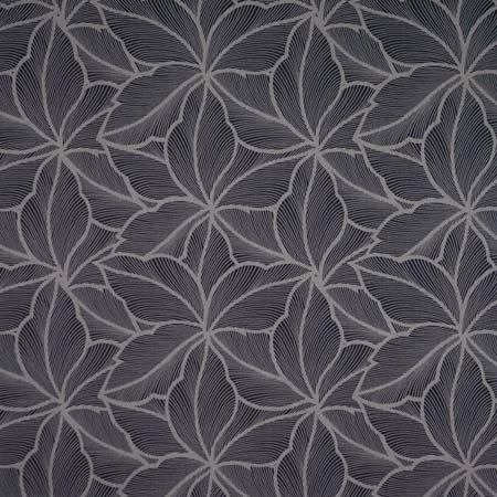 Yvette Eclipse Leaf Print Fabric Per Yard (Non-returnable)
