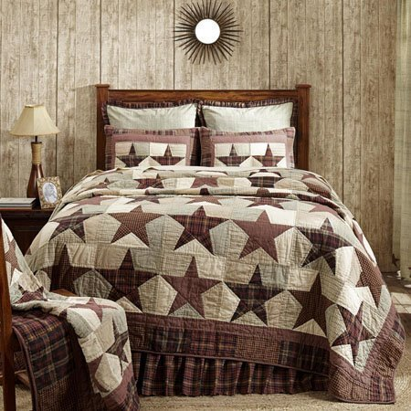 Abilene Star Twin Quilt Set