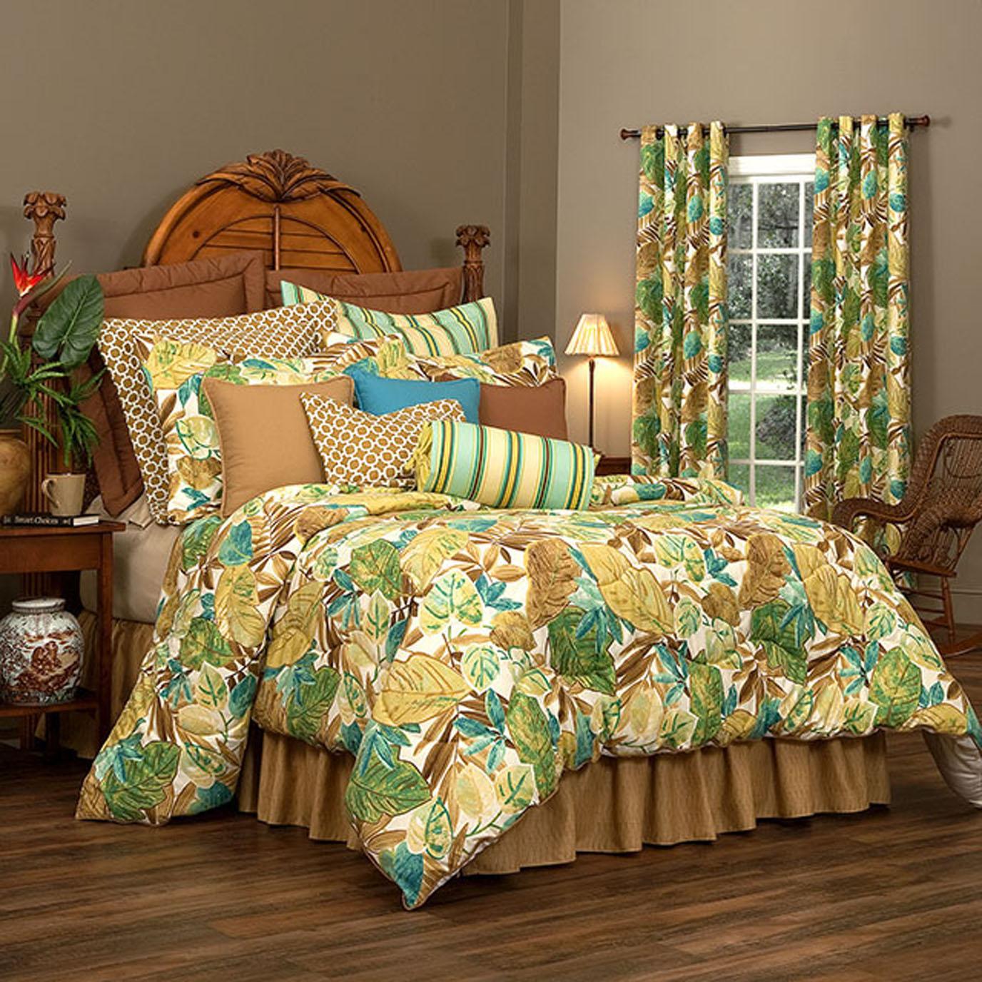 Brunswick Queen Comforter