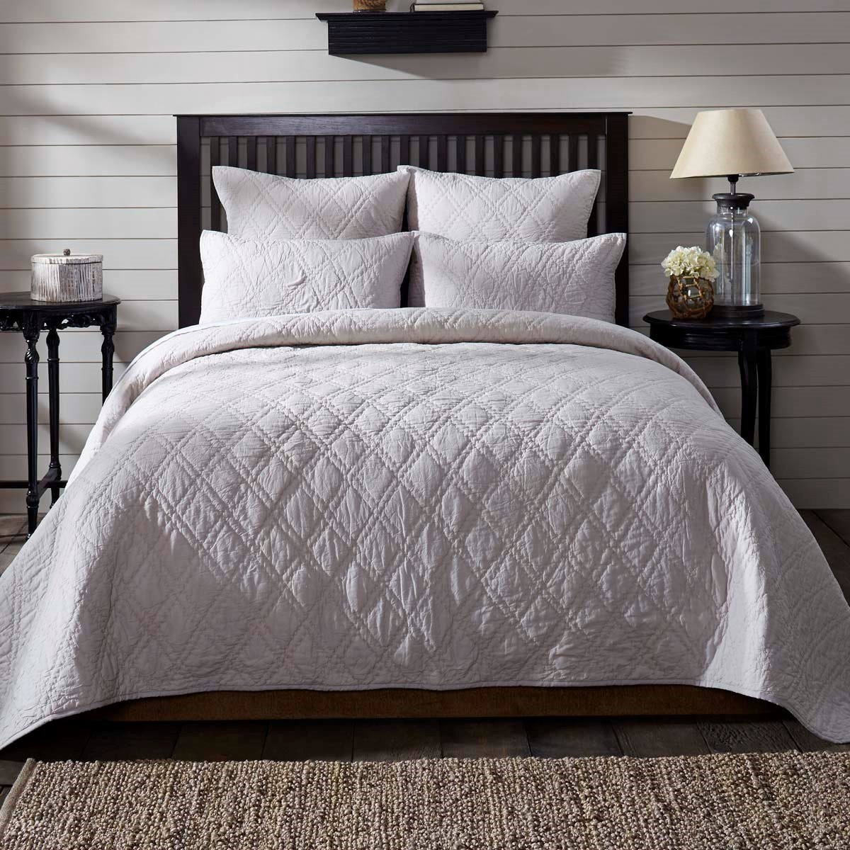 Casey Stone King Quilt