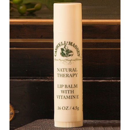 Caswell-Massey Natural Therapy Lip Balm