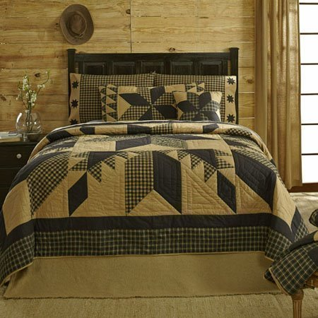 Dakota Star Luxury King Quilt Set