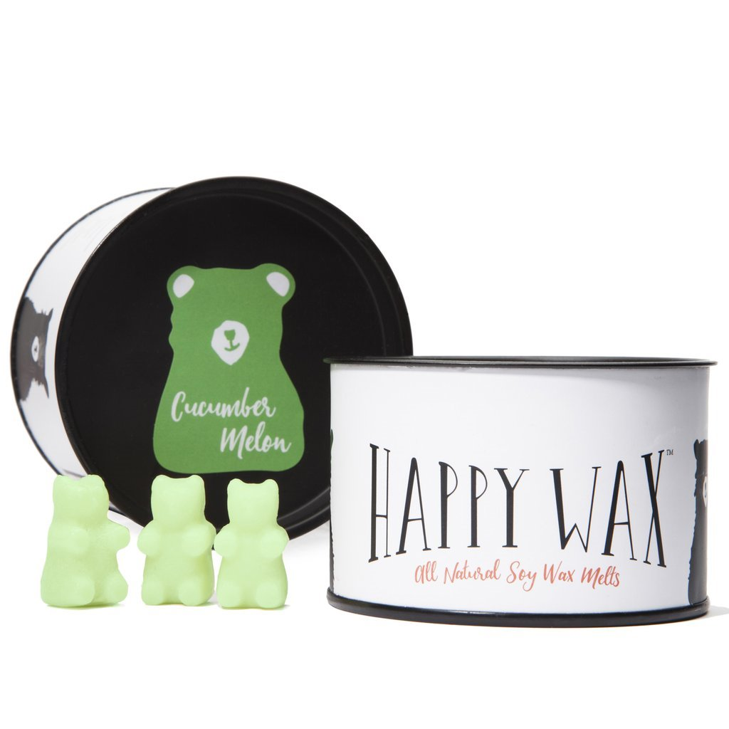 Happy Wax Cucumber Melon Wax Melts