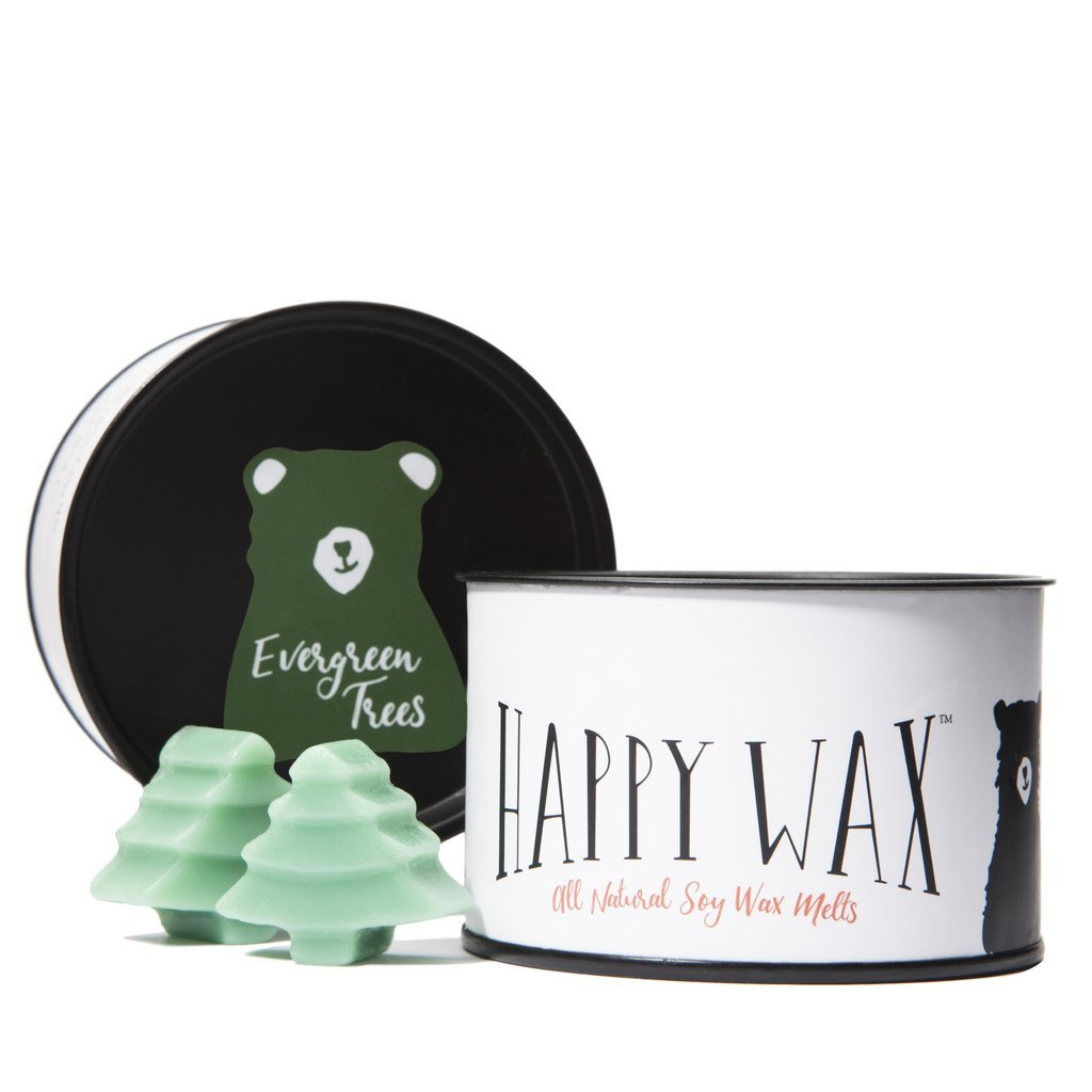 Happy Wax Evergreen Trees Wax Melts