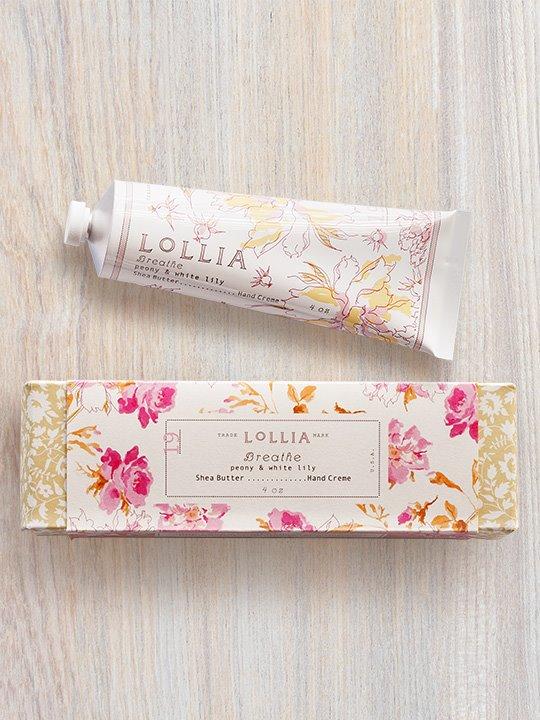 Lollia Breathe No. 19 Shea Butter Handcreme
