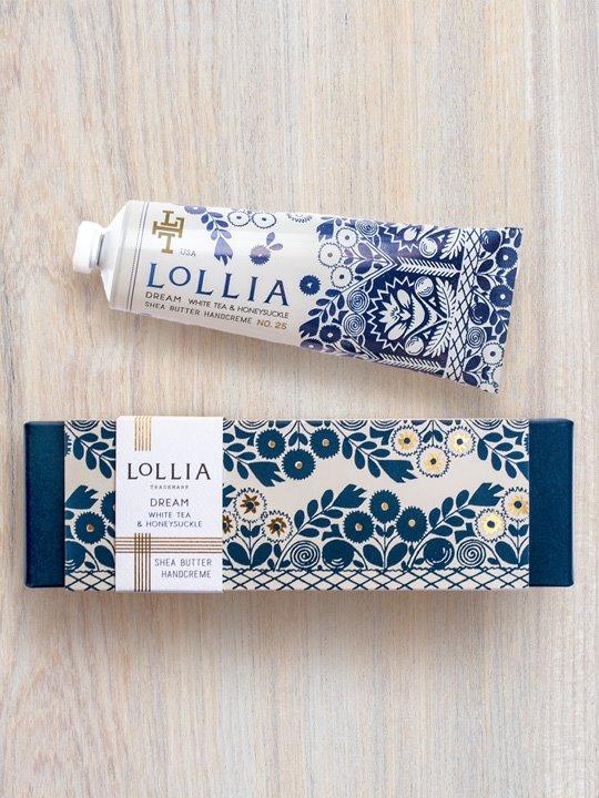 Lollia Dream No. 25 Shea Butter Handcreme