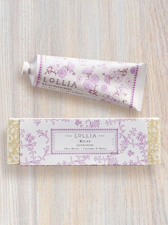 Lollia Relax No. 08 Shea Butter Handcreme