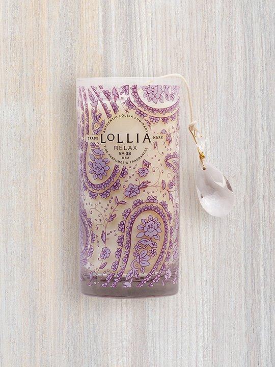 Lollia Relax No. 08 Perfumed Luminary