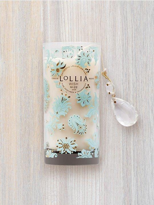 Lollia Wish No. 22 Perfumed Luminary