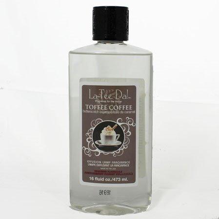 La Tee Da Fuel Fragrance Toffee Coffee (16 oz.)