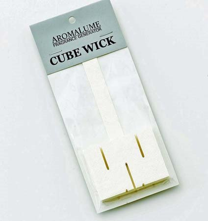 La Tee Da AromaLume Petite Fragrance Generator Cube Wick 2 pack for the AromaLume