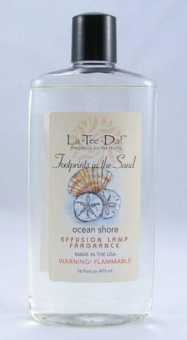 La Tee Da Fuel Fragrance Footprints in the Sand (16 oz.)